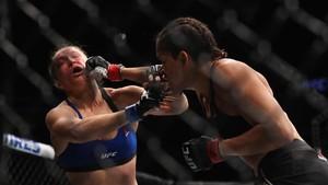 Nunes: Saya Senang Dijuluki GOAT UFC dan Sudah Terbukti
