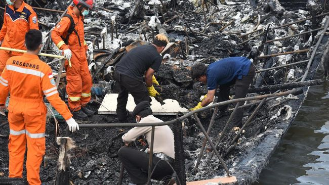 Para korban meninggal dunia masih berada di tiga rumah sakit berbeda. Sementara sebagian korban luka telah kembali ke rumah.