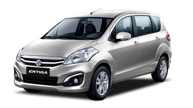 Tampang Baru Suzuki Ertiga Di 2017