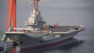 Fakta Senjata Kapal Induk Jepang JS Izumo Hadapi China