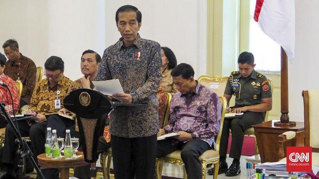 Jokowi Pertanyakan Kenaikan Tarif STNK Tiga Kali Lipat