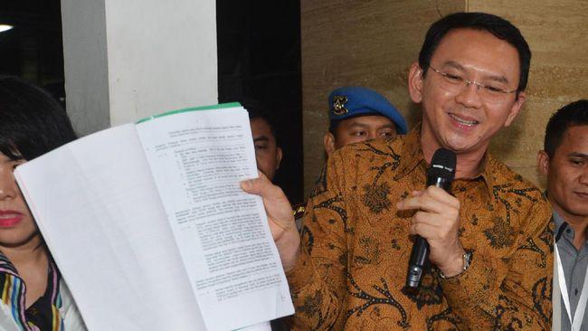 PDIP Belum Punya Skenario Jika Ahok Dibui