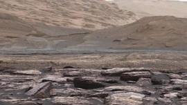 Robot NASA Temukan Batu Warna Ungu di Mars