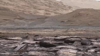 Ilmuwan Ungkap Ancaman Virus Alien dari Mars ke Bumi