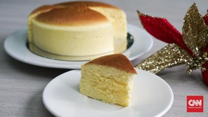 Resep Cheesecake Jepang, Kue Lembut seperti Bantal