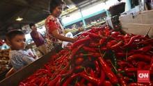 Harga Cabai Merah Naik 15 Persen, Nyaris Rp50 Ribu per Kg