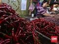 Harga Cabai Merah Keriting Melonjak 40 Persen dalam Sepekan