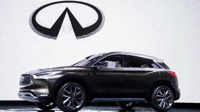 Infiniti akan bergabung dengan beberapa merek yang memutuskan hengkang dari Australia seperti Opel, Chery, hingga merek Malaysia, Proton.