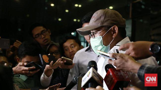 Hal ini diungkapkan Anas usai menjalani pemeriksaan sebagai saksi bagi tersangka Sugiharto di Gedung Komisi Pemberantasan Korupsi, Jakarta, Rabu (11/1).
