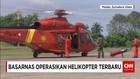 Badan SAR Nasional Uji Coba Helikopter Baru AgustaWestland