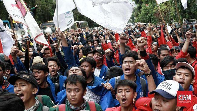 Aksi 'Gejayan Memanggil' terinspirasi perlawanan mahasiswa Yogyakarta terhadap rezim Orde Baru, 1998 silam, yang menewaskan seorang mahasiswa Moses Gatotkaca.