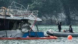 Sepuluh Jenazah Korban Kapal Karam Dipulangkan ke Indonesia