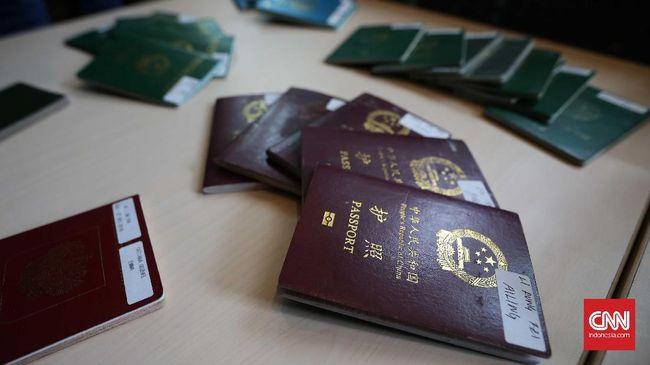 Kapolda Sultra sempat menyebut 49 TKA asal China itu berasal dari Jakarta usai memperpanjang visa bukan datang dari negeri asal mereka. Namun dibantah imigrasi.