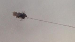 Suriah Klaim Cegat Rudal Israel Sasar Aleppo
