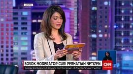 Sosok Ira Koesno di Debat Putaran Pertama Pilkada DKI