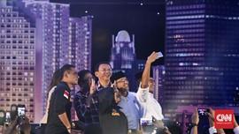 Potret 'Pertarungan' Perdana Calon Pemimpin Jakarta