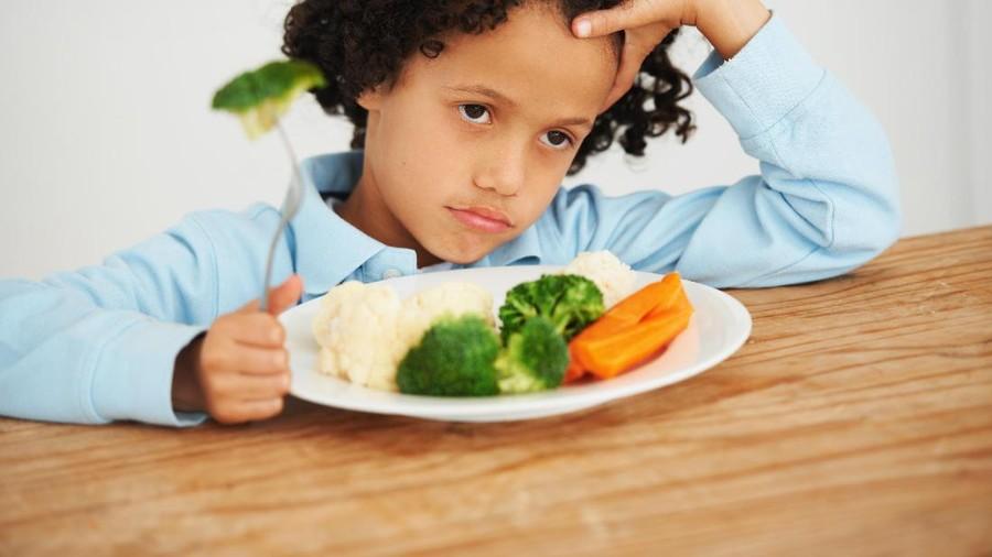 4 Penyebab Anak Suka Pilih-pilih Makanan