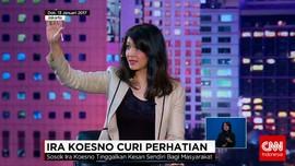 Mengenal Sosok Moderator Debat Perdana DKI 2017