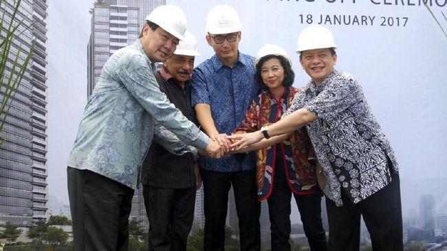 Apartemen yang berdiri di Jalan Denpasar, Kuningan, Jakarta merupakan proyek terbaru yang menjadi fokus utama grup Wilsor saat ini.