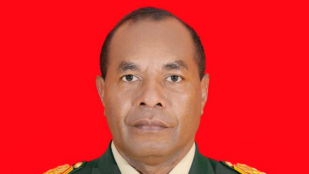 Mayjen Joppye, Putra Daerah Pertama yang Jadi Pangdam di Papua