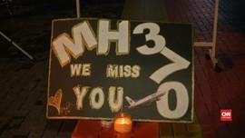 Peringatan Hilangnya MH370 dan Lima Teori Liar