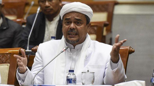 Rizieq Shihab: Rezim Makin Ngawur, Terlalu Lama Menanti 2019