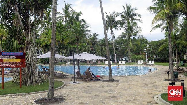 Merugi selama tiga tahun, Bintan Lagoon Resort terpaksa menutup operasi dan memutus kerja sebanyak 496 karyawannya.
