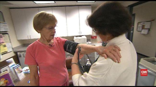 Cara Tepat Mengukur Tekanan Darah