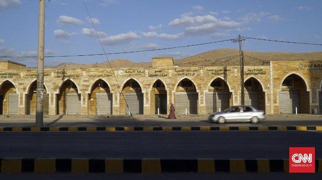 Jordan Valley merupakan salah satu kawasan yang paling subur di Yordania ditunjukkan dengan banyaknya warga yang bercocok tanam
