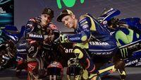 Di Jakarta, Yamaha Kenalkan Motor Hitam Rossi Dan Vinales?