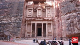 Bandara Dibuka Bertahap,Yordania Siap Terima Turis Zona Hijau