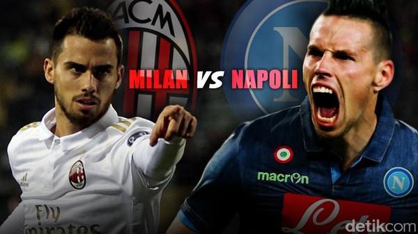 Milan vs Napoli