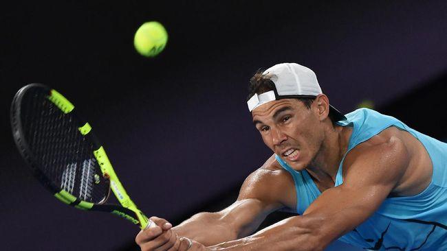 Juara bertahan Rafael Nadal memutuskan untuk tidak berpartisipasi dalam US Open 2020 karena virus corona belum berhasil dikendalikan.