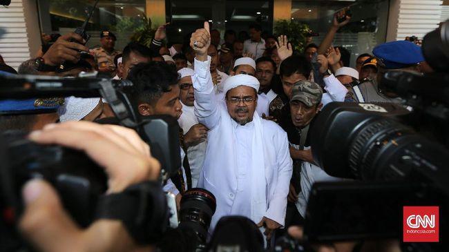 Sejumlah netizen mengusulkan agar organisasi FPI yang dipimpin Rizieq Shihab ganti nama. Front Pejuang Islam jadi topik terpopuler.