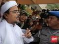 FPI: Rizieq Didampingi Pengacara Saudi untuk Kasus Bendera