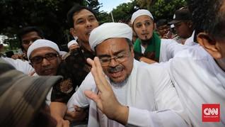 Kemlu soal Nasib Rizieq Shihab: Bukan Kewenangan Kami
