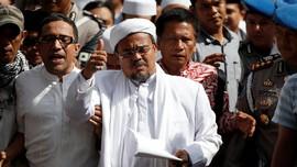 Rizieq Serukan Nobar Film PKI di Rumah, Madrasah, Hotel