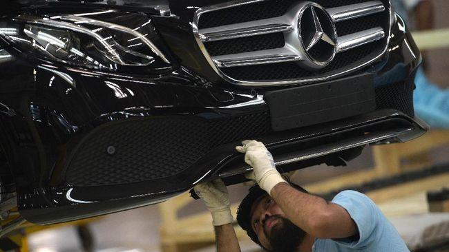 Mercedes-Benz memilih memilih mengalihkan pusat perakitan B-Class di Rastatt, Jerman pada kuartal ketiga 2017.