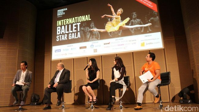 Jualo.com membuka tiket penjualan International Ballet Star Gala, pertunjukan balet international.