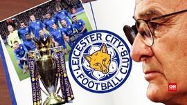 Mengenang Kisah Mula Dongeng Leicester City pada 2016
