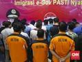 Indonesia Jadi Negara Transit Penyelundupan Manusia WN India