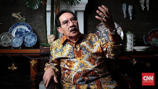 Antasari Azhar menyatakan kejadian teror di rumah pimpinan KPK Agus Rahardjo dan Laode M Syarief memang kerap diterima jajaran KPK sedari dulu.