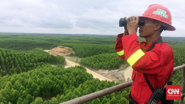 KPK menduga PT Binasawit Abadi Pratama mempengaruhi sejumlah anggota Komisi B DPRD Kalteng terkait pengawasan terhadap pencemaran lingkungan maupun izin HGU.