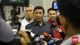 Wiranto Ingin Munas Berjalan Damai: Ini Bukan Parpol