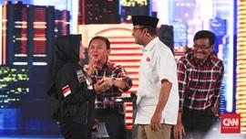 Suasana Adu Kuat Calon Pemimpin Jakarta soal Birokrasi