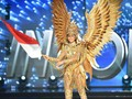 Kehebohan Kostum Nasional Kontestan Miss Universe 2016