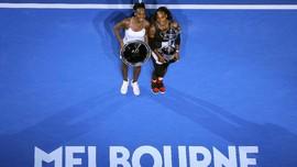 Kala Serena Raih Trofi Grand Slam ke-23 di Australia