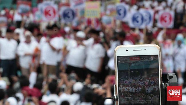 Akun Media Sosial yang Kampanye di Masa Tenang akan Diblokir