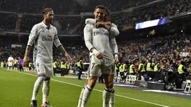Ronaldo dan Ramos Dua Tahun Tak Saling Bicara