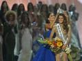 Momen Bahagia Pencarian Miss Universe di Manila